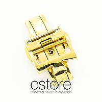Для часов застежка Vacheron Constantin lemon gold 18 мм (07279)
