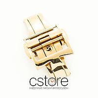 Для часов застежка Vacheron Constantin gold 18 мм (07280)