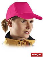 Бейсболка розовая оптом (кепка оптом)