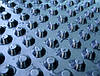 Шиповидная геомембрана Изолит Profi 0,6мм 2х20м