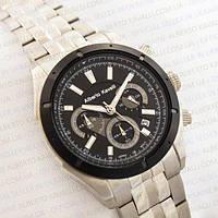 Наручные часы Alberto Kavalli black silver 3521-S9291 (копия)