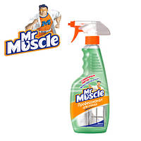 """Средство для мытья стекол и зеркал ТМ """"Mr.Мускул"""" (распылитель), 500ml"""
