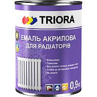 Эмаль Triora радиаторная 0.4 л
