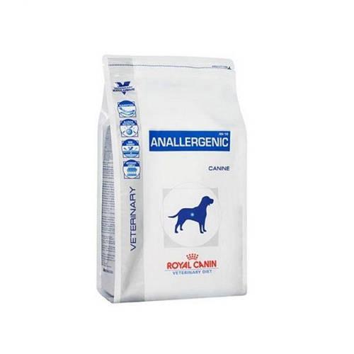 Royal Canin Anallergenic Canine (Роял Канин), корм при пищевых аллергиях, непереносимости, фото 2