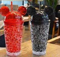 Бутылка Микки Маус Ice Cup 450 мл (2 цвета)