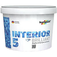 Краска Kompozit Interior 5 7 кг