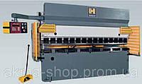 Прессы листогибочные гидравлические с механической синхронизацией рабочих цилиндров с цифровой индикацией PPM