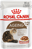 Royal Canin Ageing +12 в соусе, 12 шт