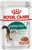 Royal Canin Instinctive +7 в соусе, 12 шт