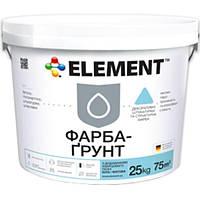 Краска-грунт Element 4 кг