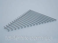 Ручка рейлинговая RE 1004-480 хром