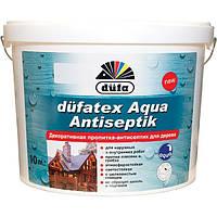 Антисептик Dufatex Aqua орех 10 л