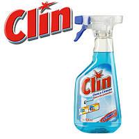 """Средство для мытья стекол и зеркал ТМ """"Clin"""" (распылитель), 500ml"""