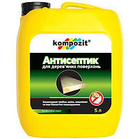 Антисептик Kompozit для древесины 0.75 л