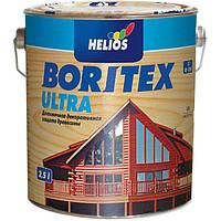 Декоративное средство Helios Boritex Ultra 2 сосна 10 л
