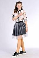 Нарядная пышная  юбка-пачка для девочек