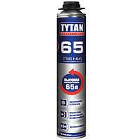 Пена монтажная Tytan 65 750 мл