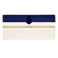 Плитка керамическая бордюрная Aquaviva AV3-1U/YC3-1U с поручнем и водостоком уцененная