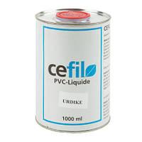 Жидкий ПВХ Cefil PVC Liquide темно-голубой 1л уцененный