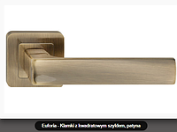 Дверная ручка Metal-bud Ibiza бронза