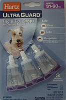 ХАРТС СПОТ ОН  для щенков и собак 14-27кг (3 пипетки) от блох, клещей, комаров