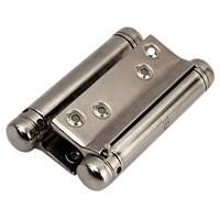 Петля пружинная RDA 100 мм никель 2 шт