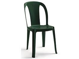 Кресла, стулья пластиковые