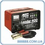 Пуско-зарядное устройство Leader 400 Start 12-24В 807551 Telwin