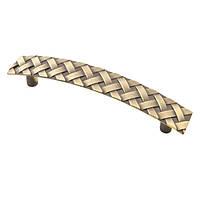 Ручка-скоба Kerron RS-005-128 BA античная бронза
