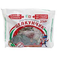 Приманка для мышей и крыс Щелкунчик паста 250 г