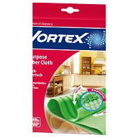 Салфетка из микрофибры универсальная двойного действия Vortex 1 шт