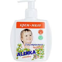Жидкое детское мыло Alenka Sens С экстрактом череды 200 г