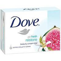 Крем-мыло Dove  Инжир и Лепестки апельсина 135 гр