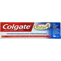 Зубная паста Colgate Total 12 Профессиональное отбеливание 75 мл