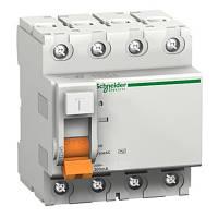 Дифференциальное реле Schneider Electric ВД63 25А 30МА 11460