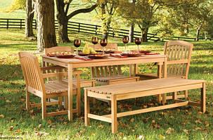Мебель деревянная, металлическая