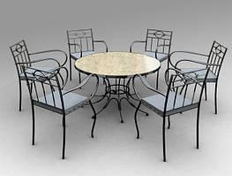 Кресла, стулья деревянные и металлические