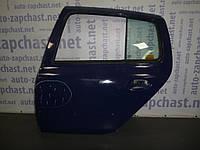 Дверь задняя левая (Седан) Renault Symbol 02-08 (Рено Клио Симбол), 7751472475