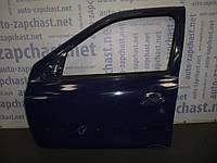 Дверь передняя левая (Седан) Renault Symbol 02-08 (Рено Клио Симбол), 7751472474