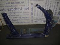 Порог правый (Седан) Renault Symbol 02-08 (Рено Клио Симбол), 7752295089