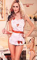 Эротическое белье Paradise 8003 Белый