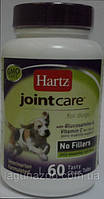 ХАРТЦ/JOINT CARE/Мультивитаминная добавка с глюкозамином для собак 60табл.