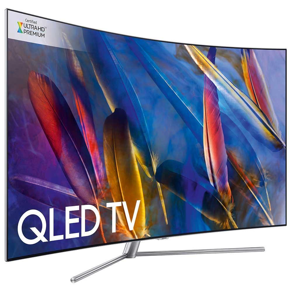 Телевизор Samsung UE55Q7C (PQI 3200Гц, UltraHD 4K, Smart, Auto Depth Enhancer, Supreme UHD Dimming, QHDR 1500)