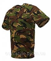 Камуфляжная футболка ДПМ / DPM