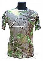 Камуфляжная футболка Дуб светло зеленый