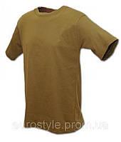 Камуфляжная футболка койот