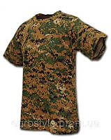 Камуфляжная футболка  marpat