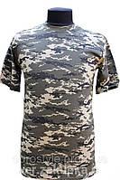 Камуфляжная футболка пограничник