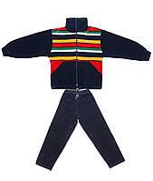 Спортивный костюм AVK №2D Темно-синий