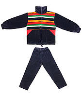 Спортивный костюм AVK №3D Темно-синий